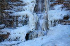Ice at Tzoumerka