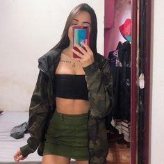 Teen Fashion Outfits, Stylish Outfits, Girl Fashion, Cute Outfits, Fashion Looks, Foto Casual, Tumblr Outfits, Girl Inspiration, Night Outfits