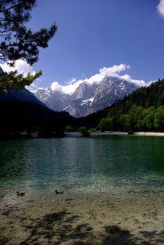 Triglavski National Park, Slovenia