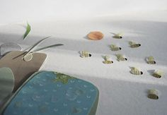 Paper art of Cecilia Afonso Esteves - look at all of these tiny perfect pieces of paper!!