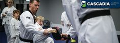 Save on of Confidence-Building Taekwondo Lessons for Kids at Cascadia Martial Arts in Parksville & Victoria! Includes a FREE Uniform & Private Introductory Lesson! Confidence Boost, Confidence Building, Play Fighting, Relationship Building, Lessons For Kids, Taekwondo, Daily Deals, Bullying, Martial Arts