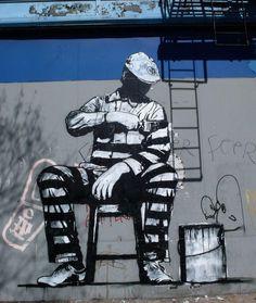v/ @StreetArtBuzz  Brooklyn-street-art https://twib.in/l/KbE9j4GA6Ez  #streetart #design #urbanart