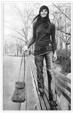 Current obsession: Celebrity photos from the 1970s. Ali McGraw, 1970s style