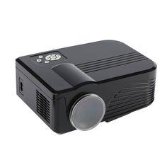 (71.11$)  Watch here  - Mini Digital LCD LED Cinema Projector Full HD 1080P Video Projector 800x480 Private Cinema Projectors