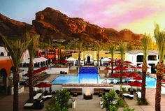 Romantic getaways for couples - The InterContinental Montelucia Resort & Spa in Scottsdale