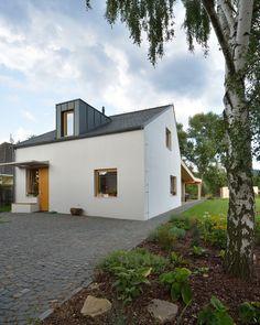 House Habrovice by 3+1architekti