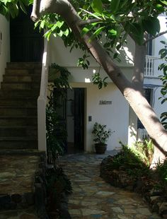 Our yoga retreats are based in a small, rural hotel with just five guest rooms. www.yogagomera.com