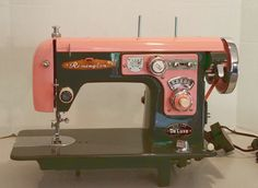 Remington De Luxe Zigzag, made in Japan  -Buy it now, here: http://stagecoachroadsewing.com/rem%20dl%20zz.html