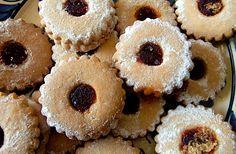 A 7 legfinomabb teasütemény receptje - Recept Doughnut, Muffin, Favorite Recipes, Sweets, Bread, Cookies, Breakfast, Sweet Stuff, Food