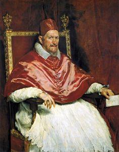 Portrait of Pope Innocent X – Diego Velázquez, Art And Illustration, Johannes Vermeer, Figure Painting, Painting & Drawing, Diego Velazquez, Renaissance Kunst, L'art Du Portrait, Stoner Art, E Mc2