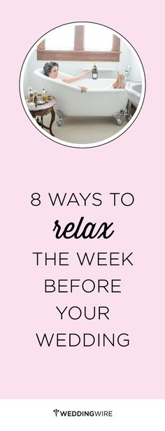 Before turning into a last-minute bridezilla, take a step back from the wedding planning stress and remember to relax! via minute wedding planning Last Minute Wedding, Wedding Week, Wedding List, Before Wedding, Free Wedding, Diy Wedding, Wedding Ideas, Wedding Advice, Wedding Beauty