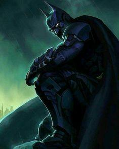 Batman - The Dark Knight Returns Batman Painting, Batman Artwork, Batman Comic Art, Batman Wallpaper, Iphone Wallpaper, Joker Batman, Batman And Superman, Spiderman, Batman Robin