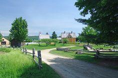 Kings Landing Historic Settlement, New Brunswick, Canada