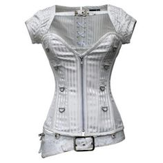 Sexy steampunk corset....this would be a cool costum