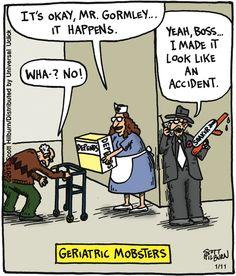 The Argyle Sweater Cartoon Jokes, Funny Cartoons, Funny Memes, It's Funny, Science Cartoons, Science Humor, Argyle Sweater Comic, Dentist Humor, Humor