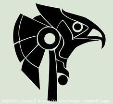 Head of Horus by XenoPredDragon on DeviantArt