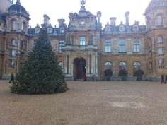 Magical Waddesdon Manor - England