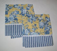 curtains floral curtains blue yellow blue and style blog kitchen