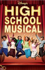 High School Musical Poster, Stage