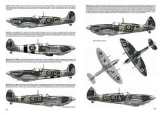 Supermarine Spitfire color via intermodel.cz | Flickr ...17