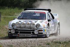 Rally Car, Car Car, American Car Companies, Old American Cars, Ford Rs, Ford Classic Cars, Ford Focus, Cool Cars, Race Cars