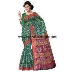 OSS5072: Silk best design sari of india made in odisha cuttack