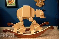 Star Wars AT-AT rocker. I want this