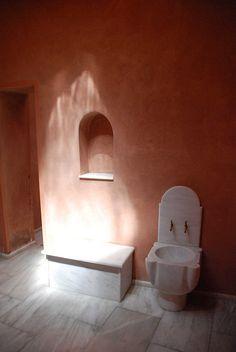 #red #marble #sink #turkish #bath #hamam ~s