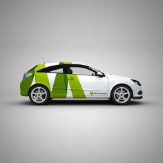 Our client's new car design by Brandsters