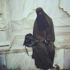 Jilbab and Single Layer Niqab
