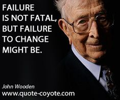 John Wooden quotes - handpicked collection from Quote Coyote, the ultimate source for funny, inspiring quotes, and quotes about life, love and more. John Wooden Quotes, Leadership Games, Aim In Life, Peace Love And Understanding, Best Quotes, Life Quotes, Motivational Quotes, Inspirational Quotes, Tumblr