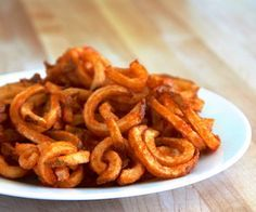 This curly fries recipe tastes just like the fries at Arby's and other restaurants. Honestly. I'm really proud of it. And the best part? I tried my ha...