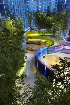 Crown Sky Garden | Chicago USA | mikyoung kim design World Landscape Architecture landscape architecture webzine | Urban Choreography