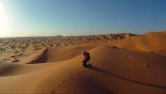 Contemplate the Erg Chegaga infinity |  Maroc Désert Expérience | #morocco #sahara | http://www.marocdesertexperience.com
