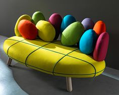 Jelly collection  design Simone Micheli 2012 - fun, but I don't think it would be comfortable