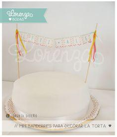 Invitaciones de Casamiento / 15 años / aniversarios especiales CAKE TOPPERS Lorenza Diseño / facebook: https://www.facebook.com/lorenza.disenoLorenza Diseño