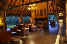 Luxurious Lodge at Kapama