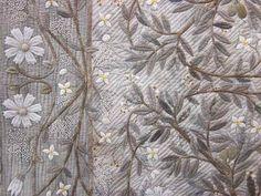 Textiles on the Edge... (of the Planet): Tokyo Quilt Show 2011 - 'Nostalgia'  by Tsuneko Shimura - shown by invitation