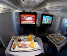 Reporte: Volando en la Business Class de Iberia a bordo del A340-600 entre Madrid y Buenos Aires