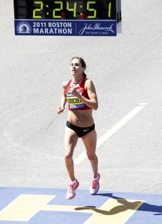 @blazin09  Elite Female Runners Juggle Parenthood, Running, Making You Feel Lazy