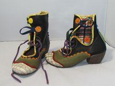 TALLA / size 36 - PISAVERDE,diseño y producción de calzado ARTESANO