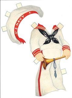 Paper Dolls: Little Tots