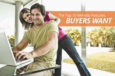 Top 10 Website Features That Buyers Expect From You | Connect.homes.com