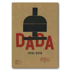 DADA!!! Really cool! www.476.fr/shop/ #riso #graphicdesign #dada #art #avantgarde #prints #risography #risoprint #illustration #artwork