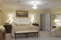 Traditional Bedroom Photos Master Bedroom Design, Pictures, Remodel, Decor and Ideas - page 11