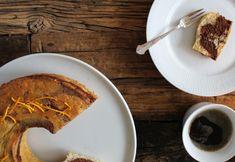 Marmorkage minder mig om min barndom, hvor min onkel var marmor-kage-mester og serverede lun marmorkage med et glas kold…