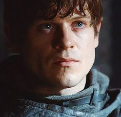"Ramsay Snow (Iwan Rheon) ""Not gonna lie, Ramsay's pretty hot. And, to his credit, he's a pretty inventive guy. He thought up all kinds of crazy ways to torture poor Theon. But that's about all he's got going for him. He's actually quite insane. Like, he probably belongs in some sort of institution."""
