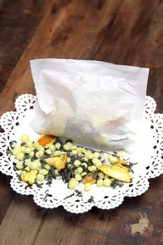 Green Tea and Citrus Bath Salts Recipe
