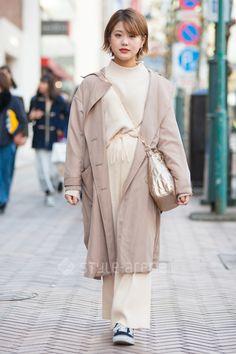 Shibuya Tokyo, Tokyo Street Style, Street Snap, Japanese Street Fashion, Fashion News, Duster Coat, Vans, Jackets, Down Jackets