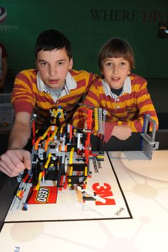 Help your students get to grips with programming and control with the FIRST LEGO League competition http://firstlegoleague.theiet.org/
